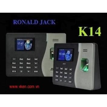 Máy chấm công Ronald Jack K14