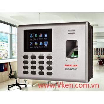 Giải pháp chấm công nhân viên bằng thiết bị vân tay Ronal Jack X628 C-ID