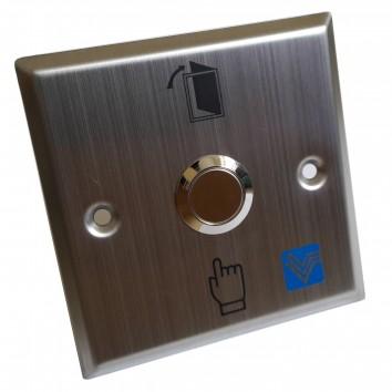 Nút bấm mở cửa Inox VVK-811B