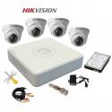 Trọn gói lắp đặt Camera HIKvision Giá cực shock