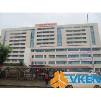 Bệnh viện Đa Khoa Bắc Ninh - Kiểm soát thang máy