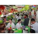 Giải pháp chấm công nhân viên siêu thị