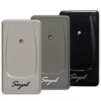 Hệ thống kiểm soát ra vào dùng thẻ, không kết nối máy tính (Soyal AR-723H)