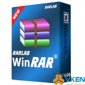Download WinRAR 3.9 Final (x86/x64) Crack