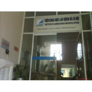 Viện khoa học Lao động và xã hội